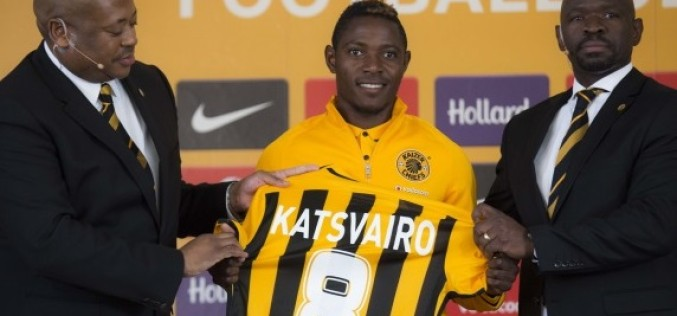 Katsvairo happy with first Kaizer Chiefs goal