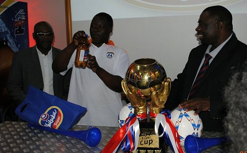 Chibuku Super Cup gets underway with Harare City v Border Strikers