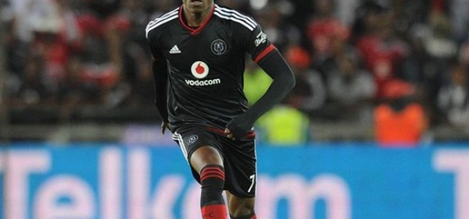 Tendai Ndoro looking forward to Soweto Derby