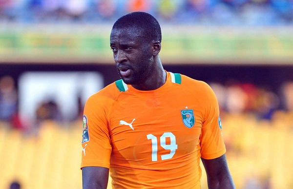 Yaya Toure retires from international football