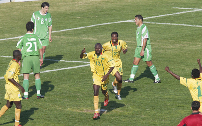 ThrowBack special video: Zimbabwe 2-1 Algeria