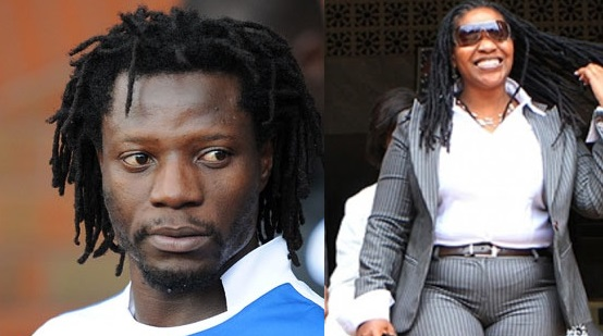 Benjani and Rushwaya were romantically involved reveals match-fixing whistleblowe