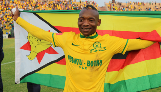 Billiat says FIFA World Club Cup and AFCON 2017 could open doors