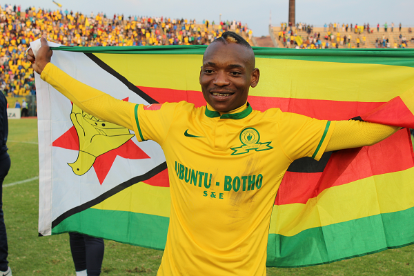Khama Billiat and Peter Ndlovu on the brink of history