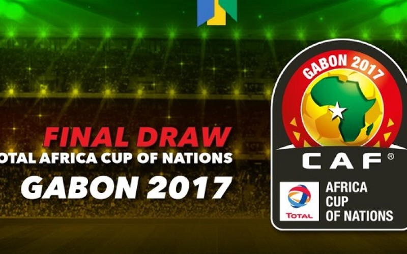 AFCON 2017 draw done,Warriors get tough draw
