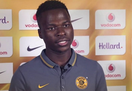 Chirambadare targets success at Kaizer Chiefs