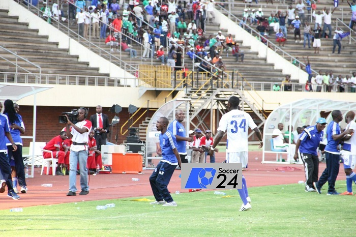 Dynamos players critical of Murape Murape and technical team