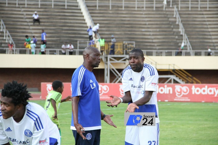Mutasa disappointed with Dynamos players after draw with CAPS