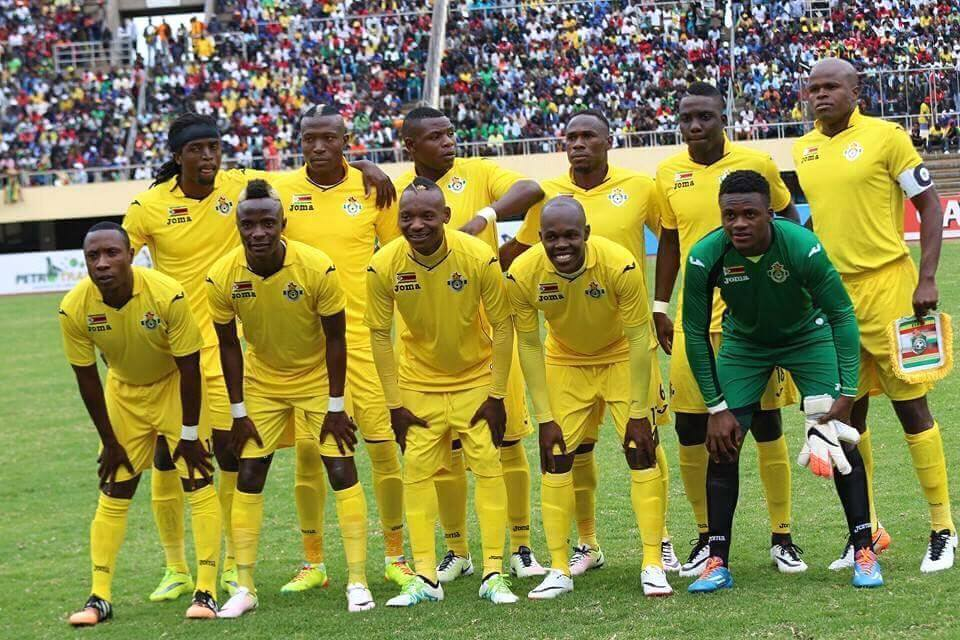 Warriors set to take on Zambia in friendly