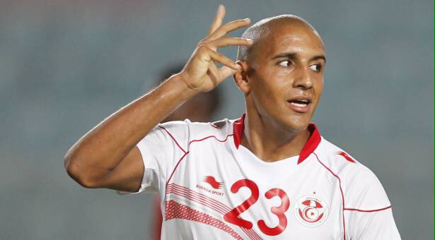 Wahbi Khazri's second-half penalty ensures Tunisia victory