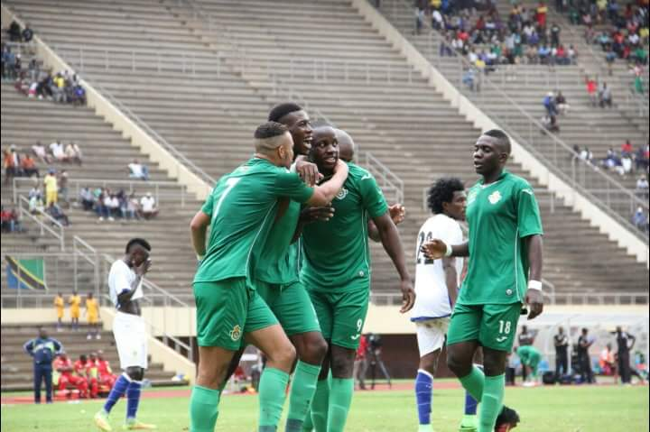 Zimbabwe cruise past Tanzania in friendly