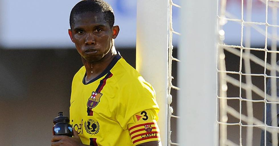 Samuel Eto'o faces over 10 years jail time for alleged tax fraud