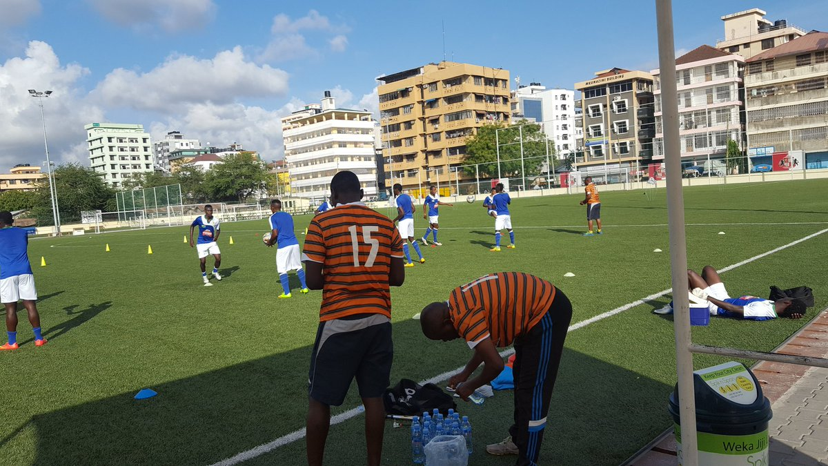 Tanzania confident ahead of Warriors clash