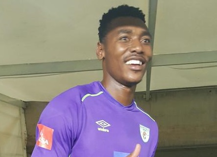 Video: Baroka FC keeper scores spectacular goal against Pirates