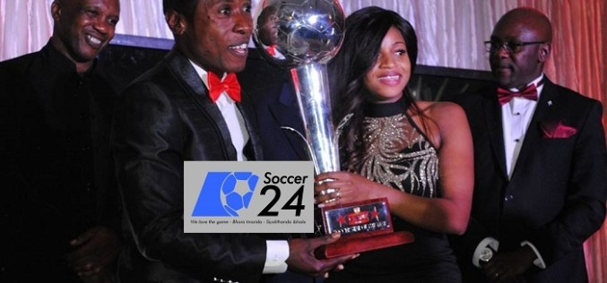 Soccer Stars of the Year awards in pictures