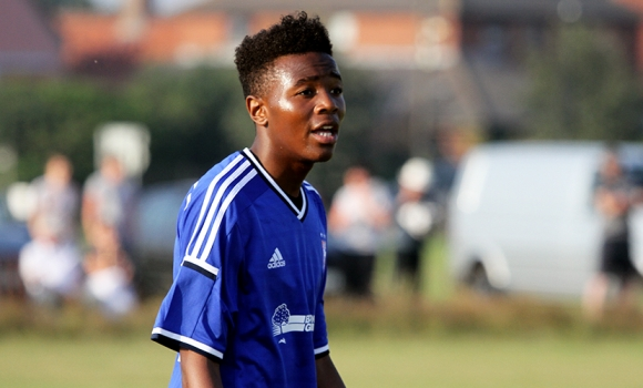 Sensational Zim teenager on the rise in England
