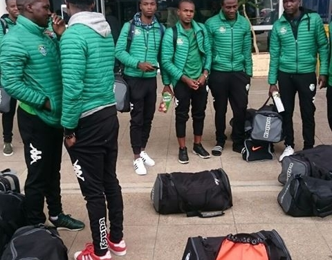FC Platinum in South Africa for a 2 week training camp