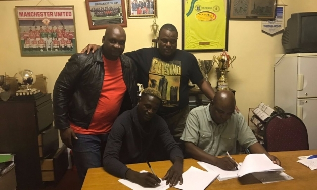 Official: Mutuma completes Highlanders move