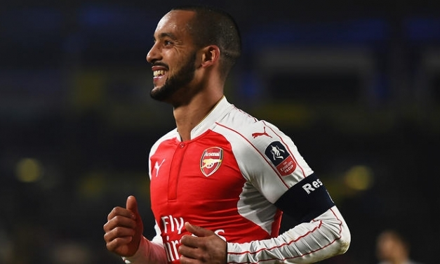 FA Cup: Arsenal ease past Sutton