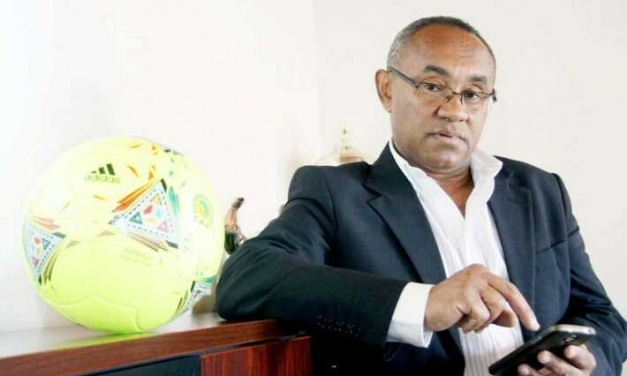 Nigeria backs Ahmad for CAF presidency ,says its time for change