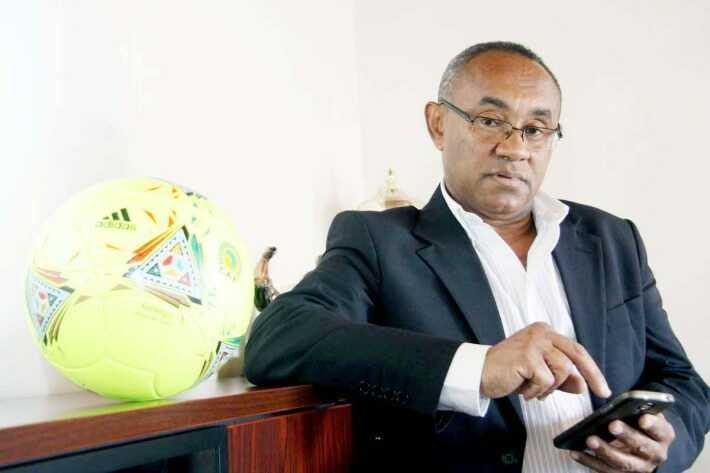 CAF Presidential challenger Ahmad outlines  and mission