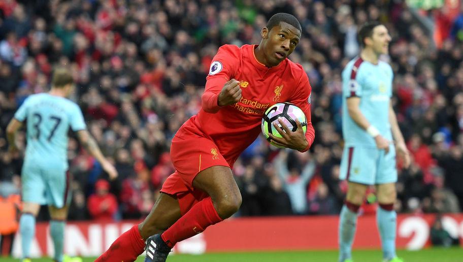 Liverpool Home Fixtures