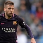 Barcelona's Jordi Alba Aims Dig at Manager Luis Enrique After Recent Omission From Starting XI