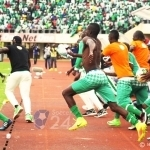 Match Report: CAPS United knockout TP Mazembe