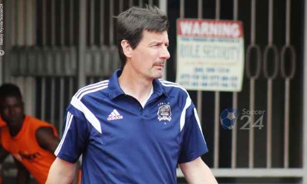TP Mazembe coach departs after being knocked out by CAPS United