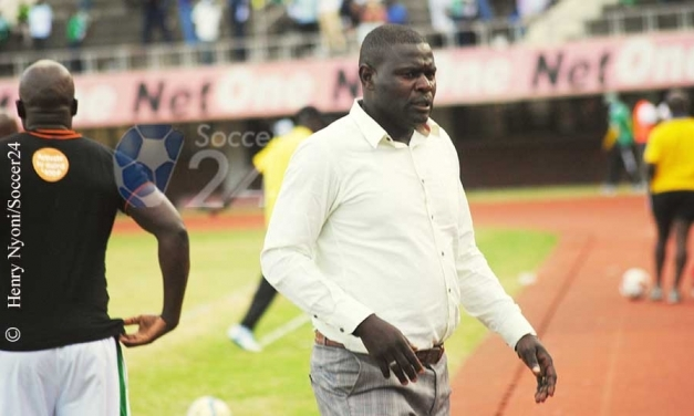 Chitembwe disappointed with CAPS United players