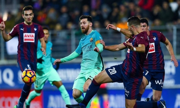 Barcelona vs Eibar Preview: Classic Encounter, Key Battles and More