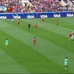 VIDEO: Ronaldo Puts His Recent Troubles Behind Him to Open the Scoring for Portugal vs Russia; 1-0